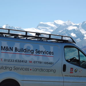 M&N Building Services Background